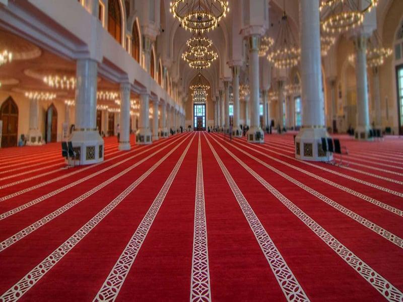 İstanbul Camii Halısı Yıkama