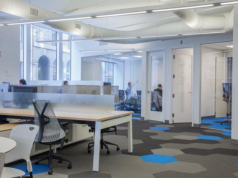 Yerinde Ofis Halı ve Halıflex Yıkama